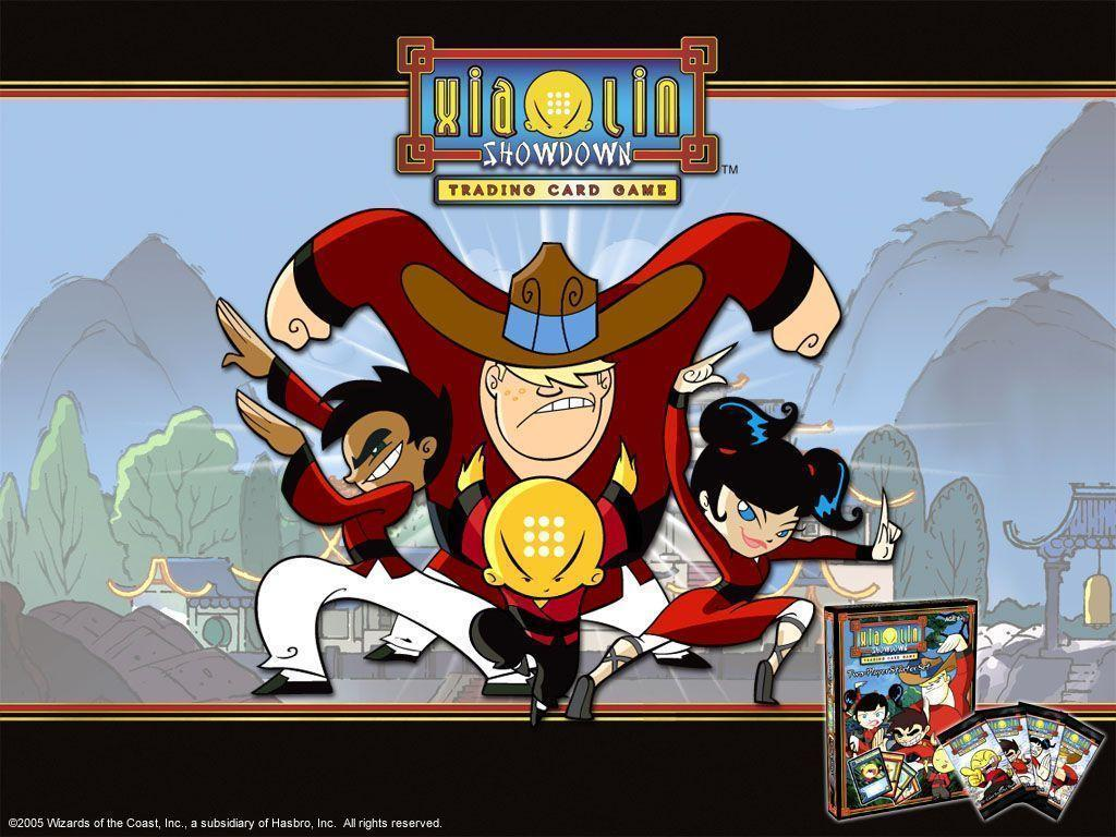 Xiaolin Showdown Wallpapers