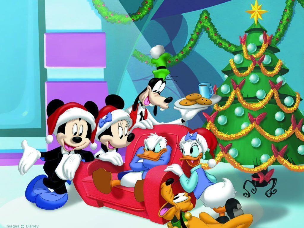 Disney Christmas Wallpaper Backgrounds