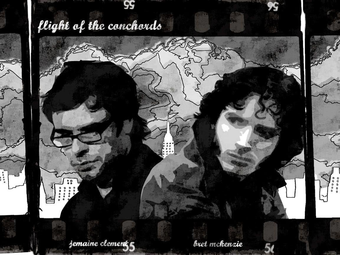 Flight Of The Conchords Wallpapers O1 Photo by fredaykin