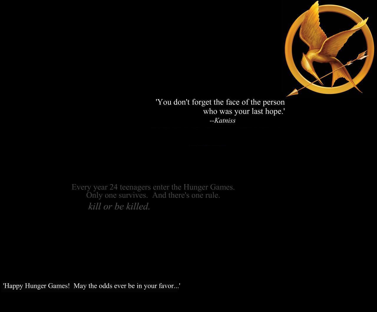 Hunger Games Backgrounds Wallpaper Cave