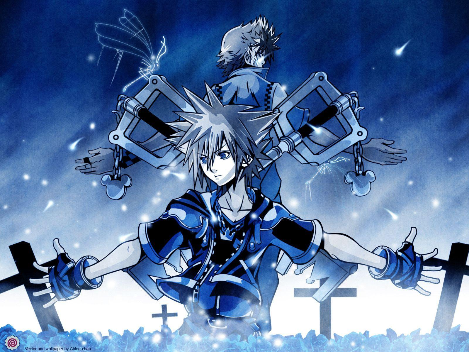 Wallpapers For > Kingdom Hearts Wallpapers Hd Iphone