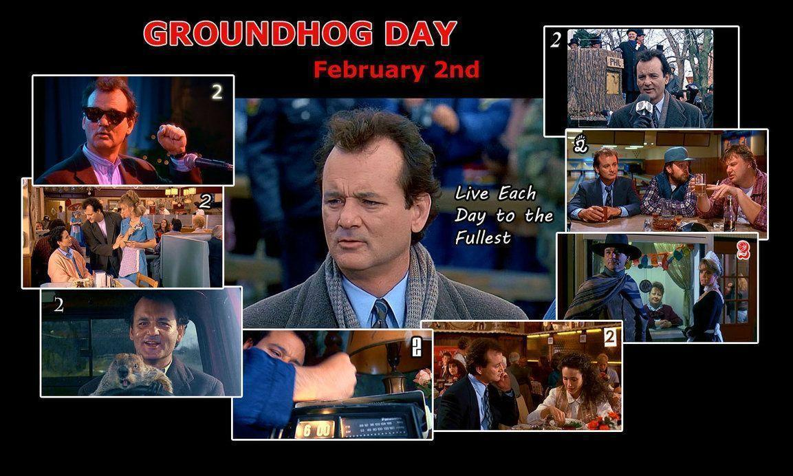 Groundhog Day Wallpapers by Jeffrey