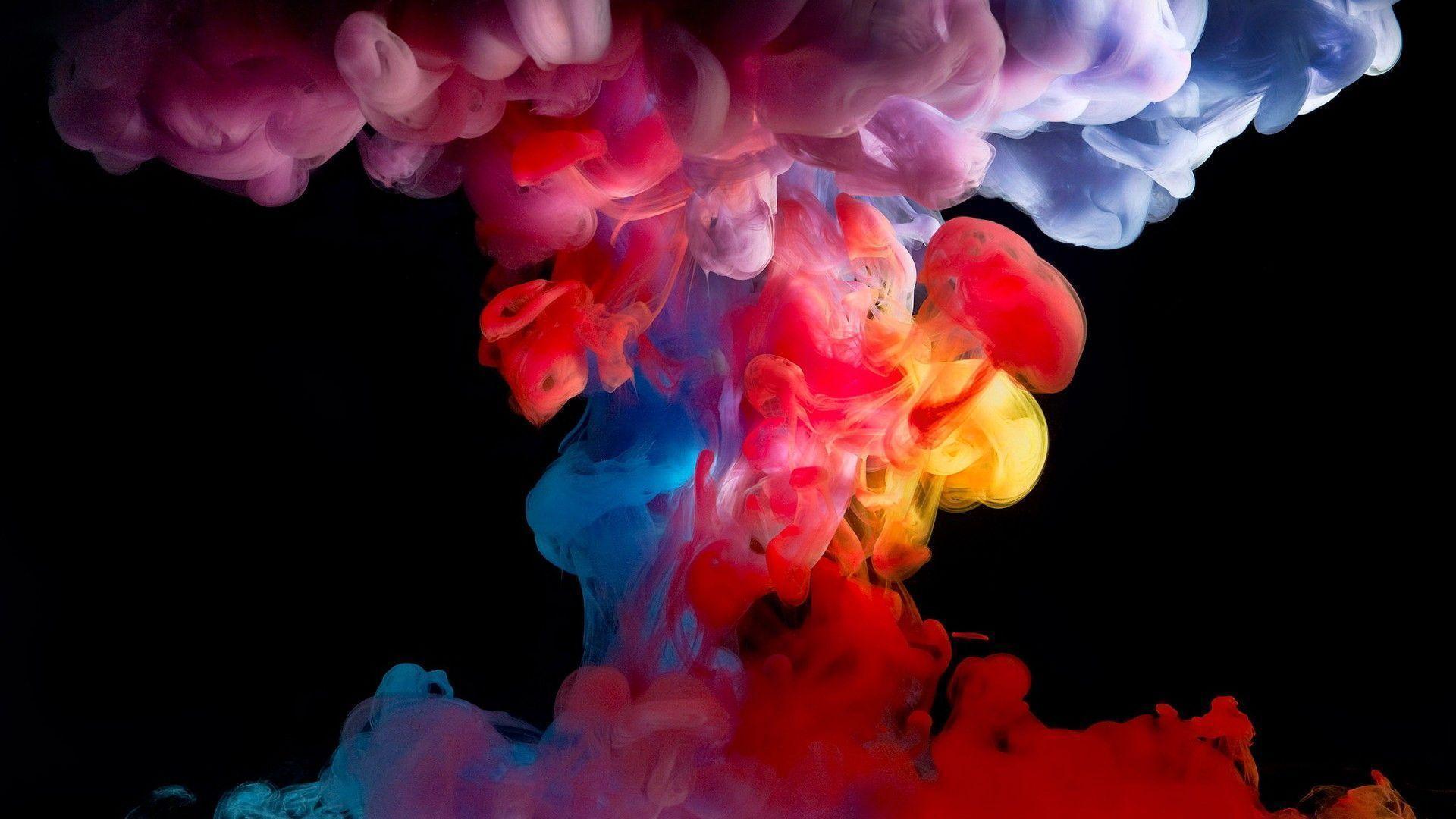 colorful smoke wallpaper designs - photo #21
