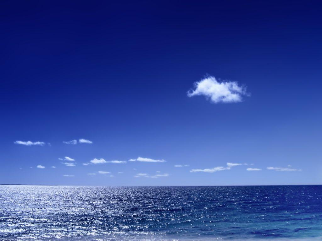 Beautiful Nature Pictures: Tranquil Ocean