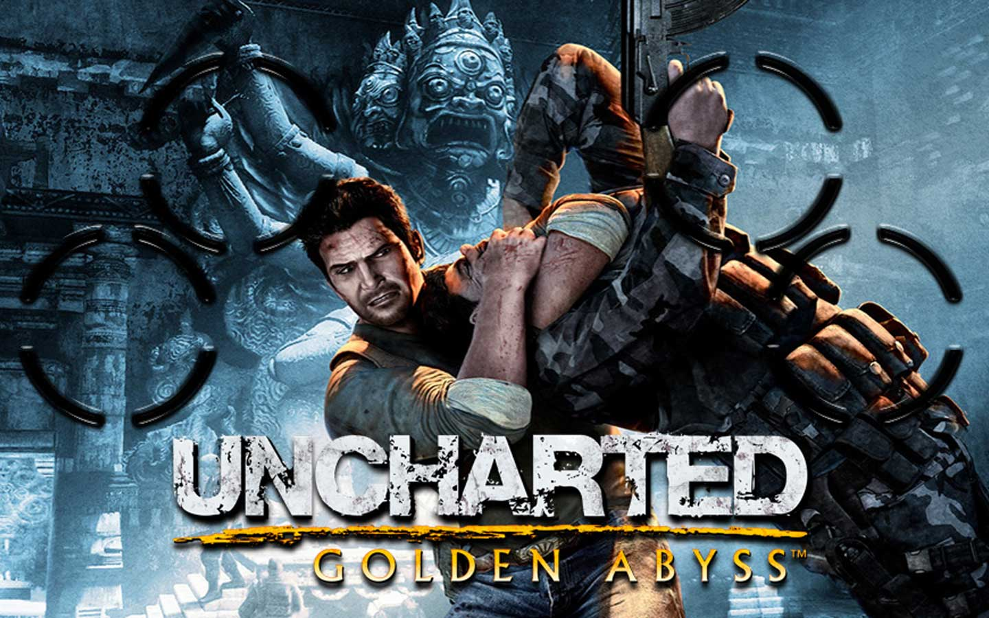 Free Wallpapers - Uncharted Wallpaper