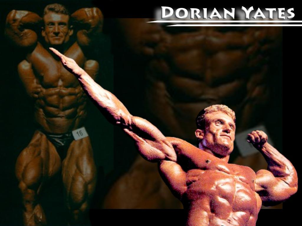 Gallery For > Dorian Yates Wallpaper