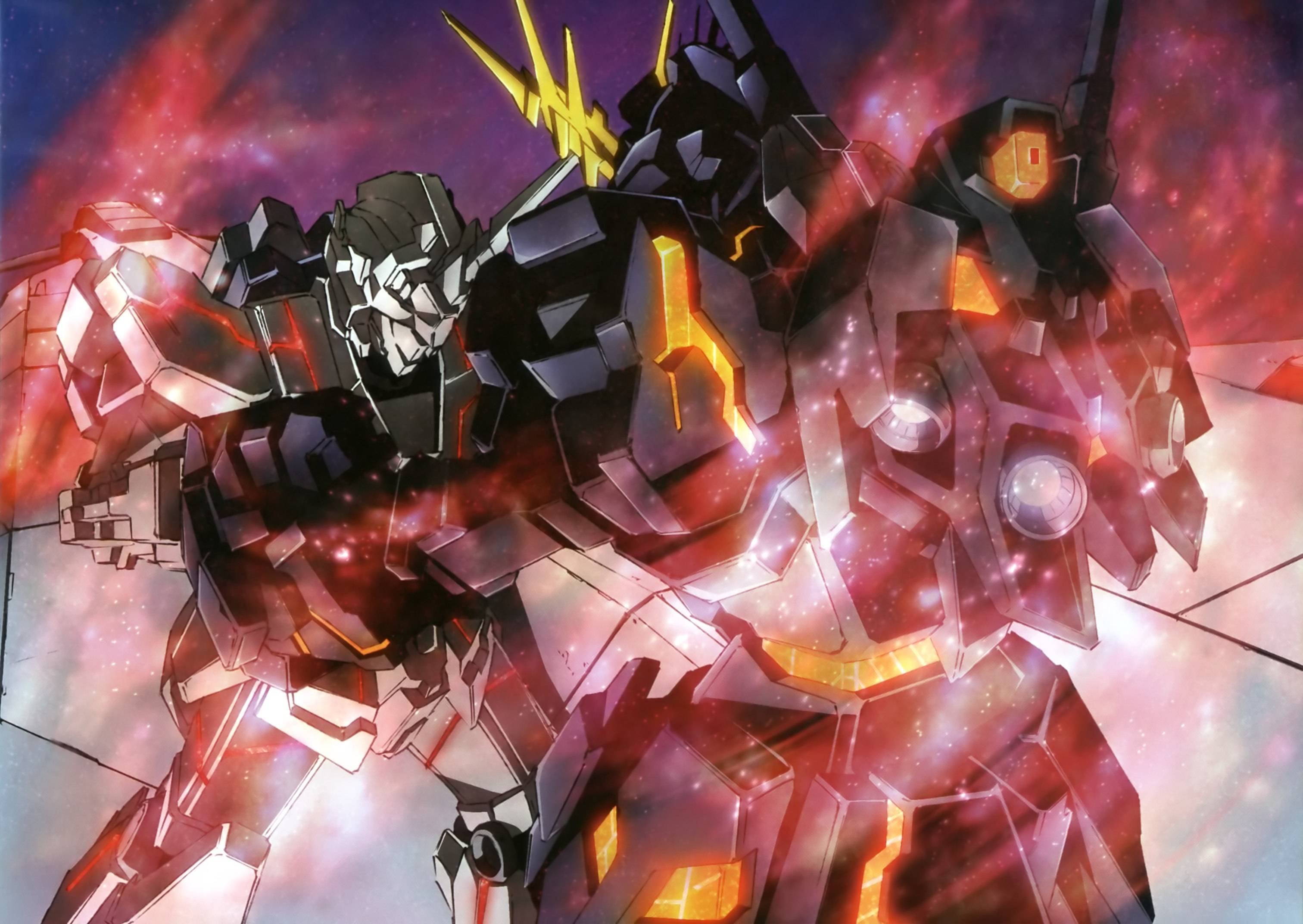 Gundam Unicorn Wallpapers - Wallpaper Cave Gundam Banshee Wallpaper