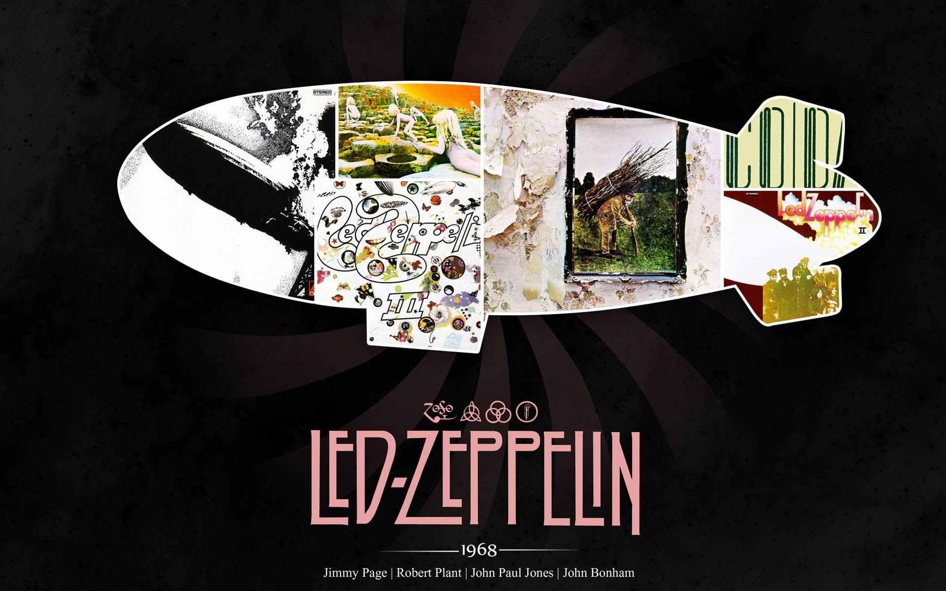 Led Zeppelin Wallpapers  Wallpaper Cave