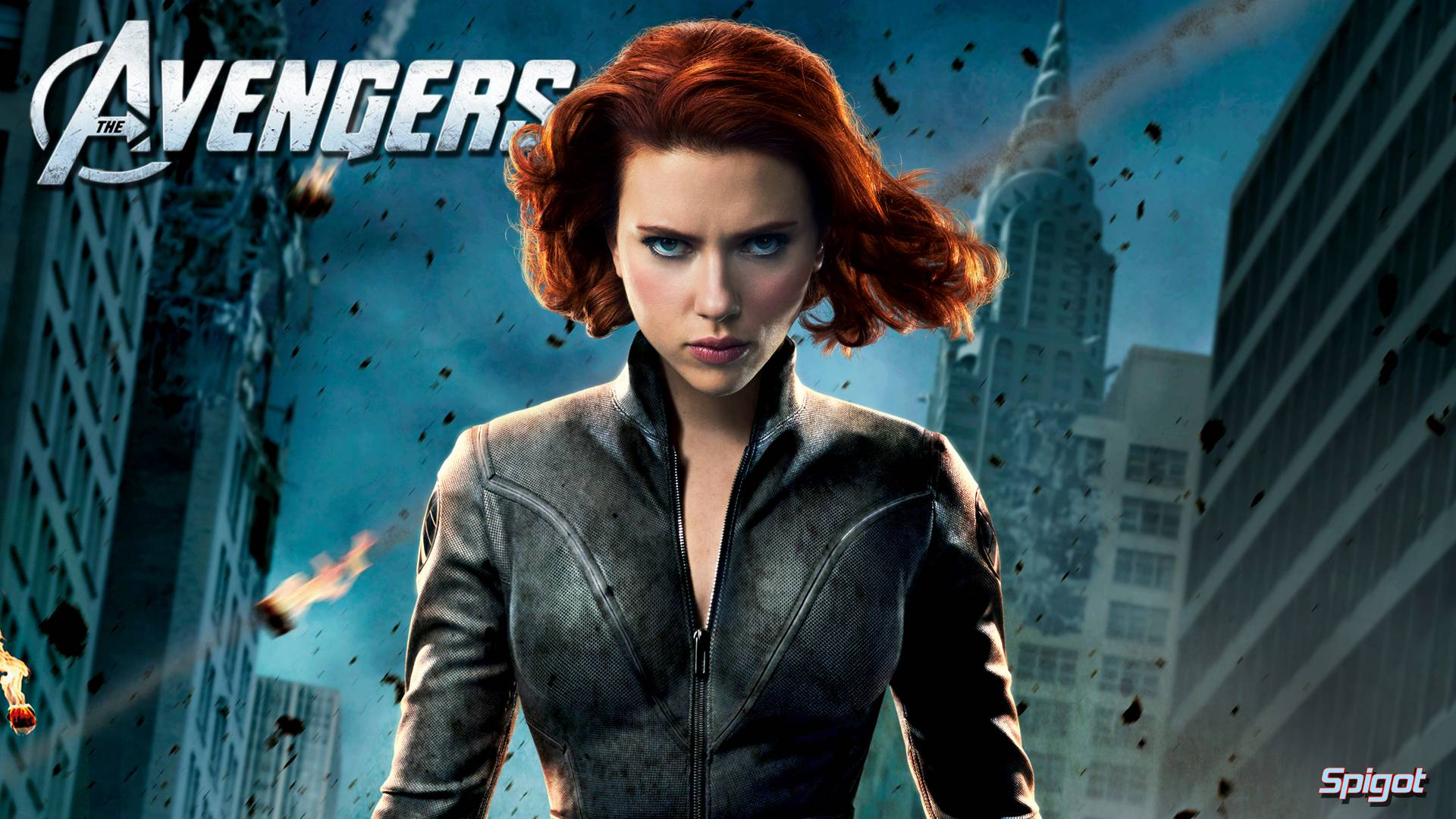 Black Widow Wallpapers Wallpaper Cave