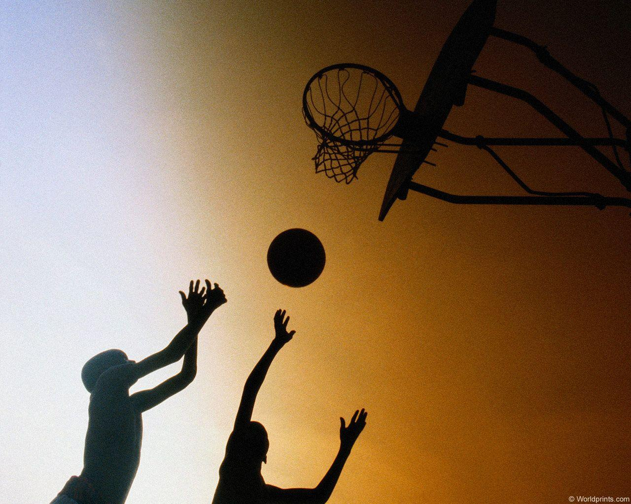 Children Basketball Wallpaper