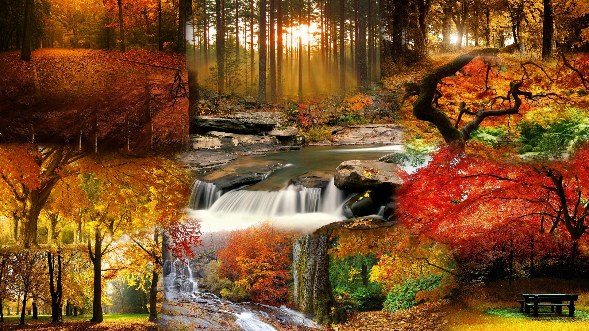 Beautiful Fall Landscape Wallpaper   Tera Wallpaper