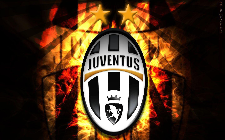 Juventus Wallpaper Fire Logo #12017 Wallpaper | Cool Walldiskpaper.com