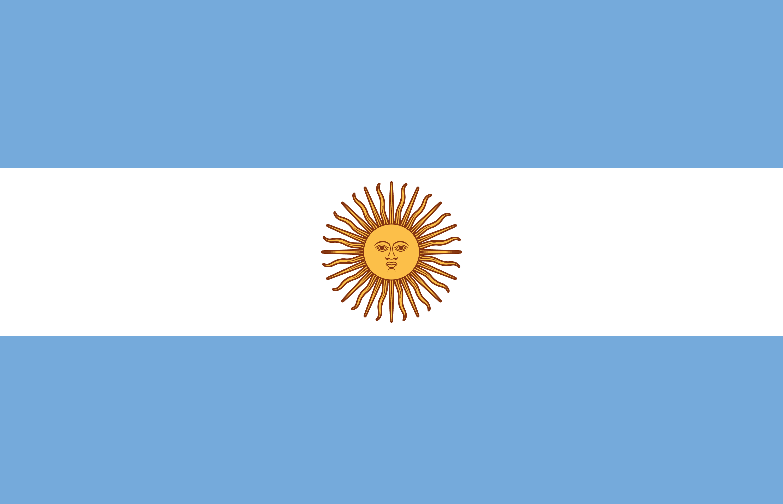 Argentina Flag Wallpapers - Wallpaper Cave Official Argentina Flag