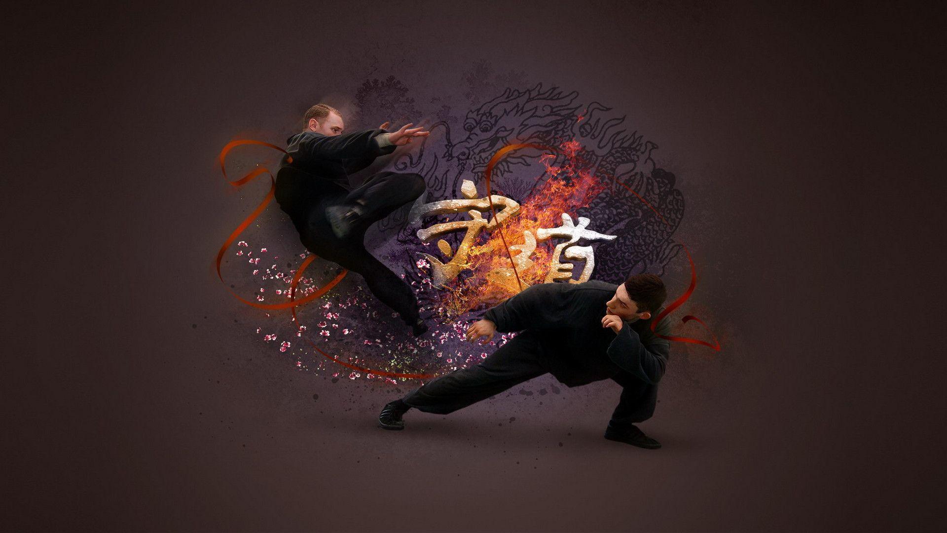 Martial arts wallpapers wallpaper cave - M416 wallpaper ...