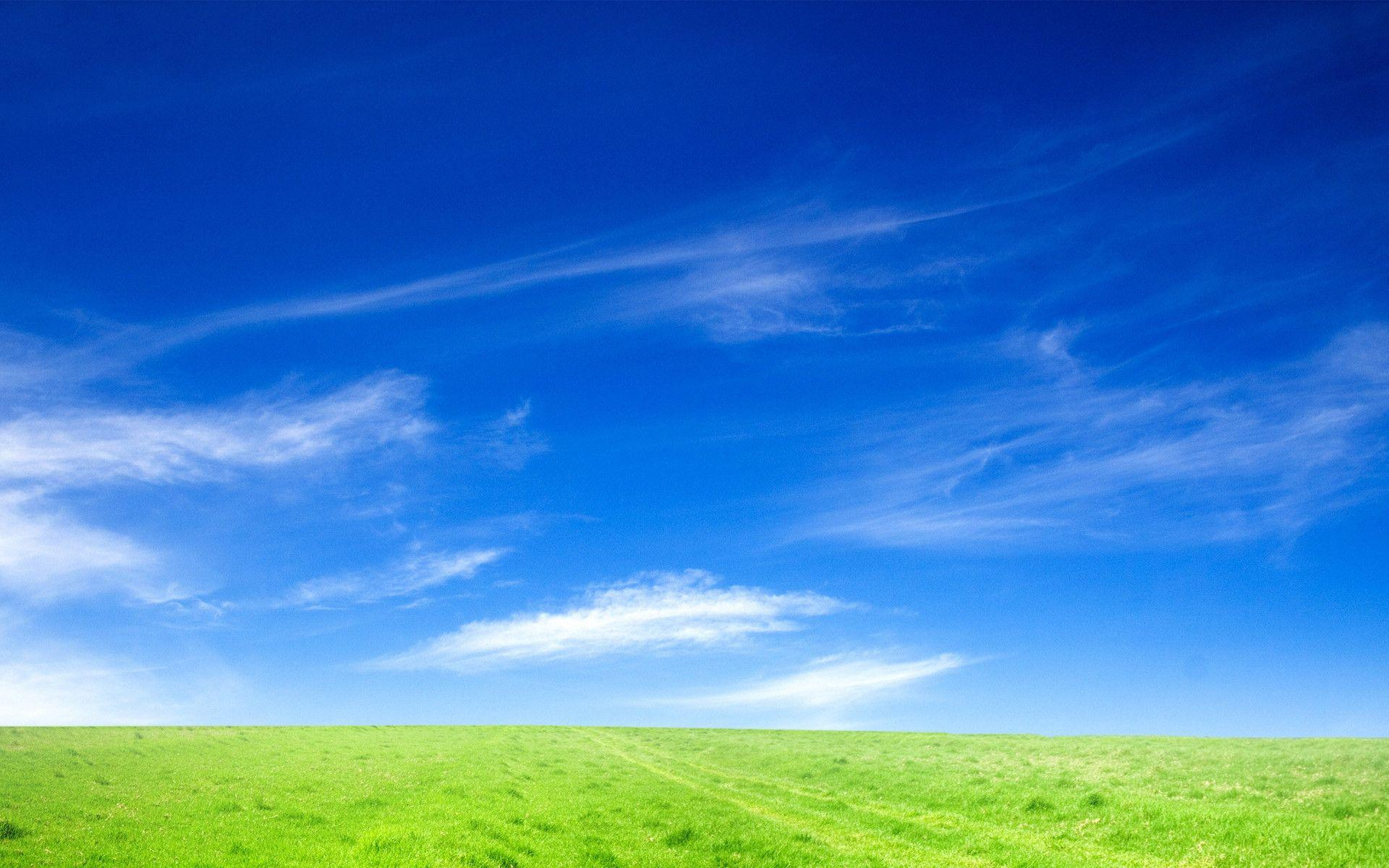Blue Sky Wallpapers Wallpaper Cave