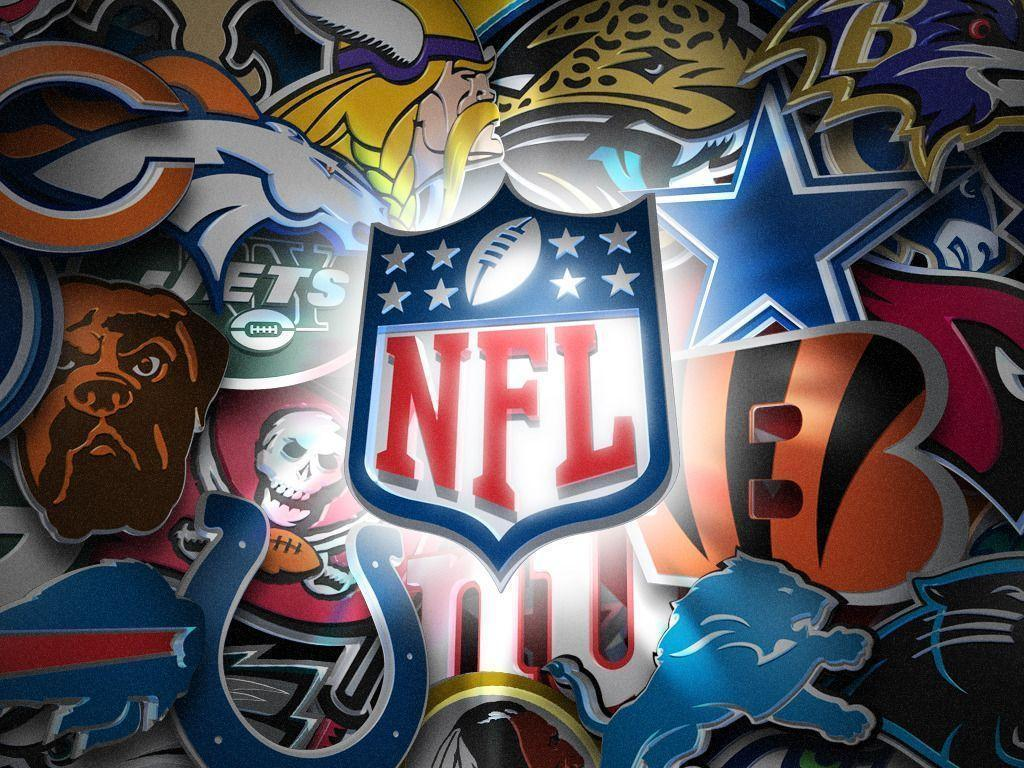 Logos For > Nfl Logos Wallpapers