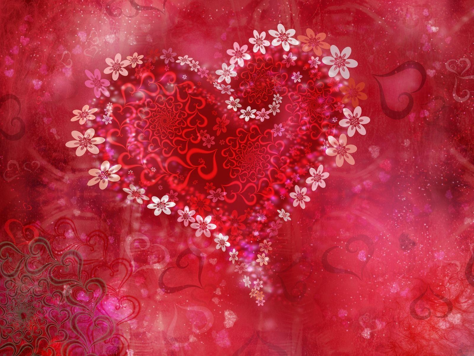 Free Heart Wallpapers Wallpaper Cave