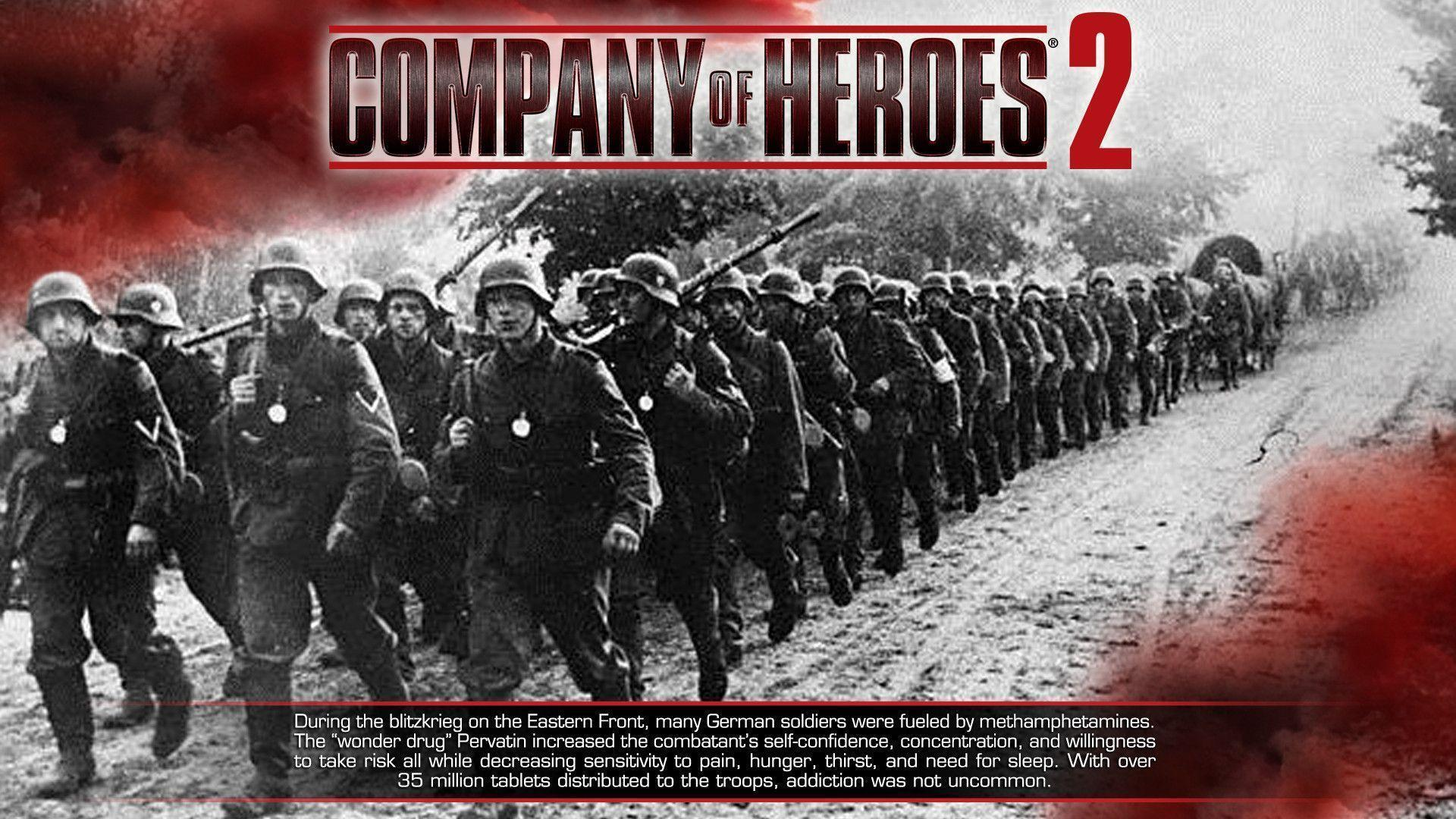 Company Of Heroes Wallpapers Wallpaper Cave