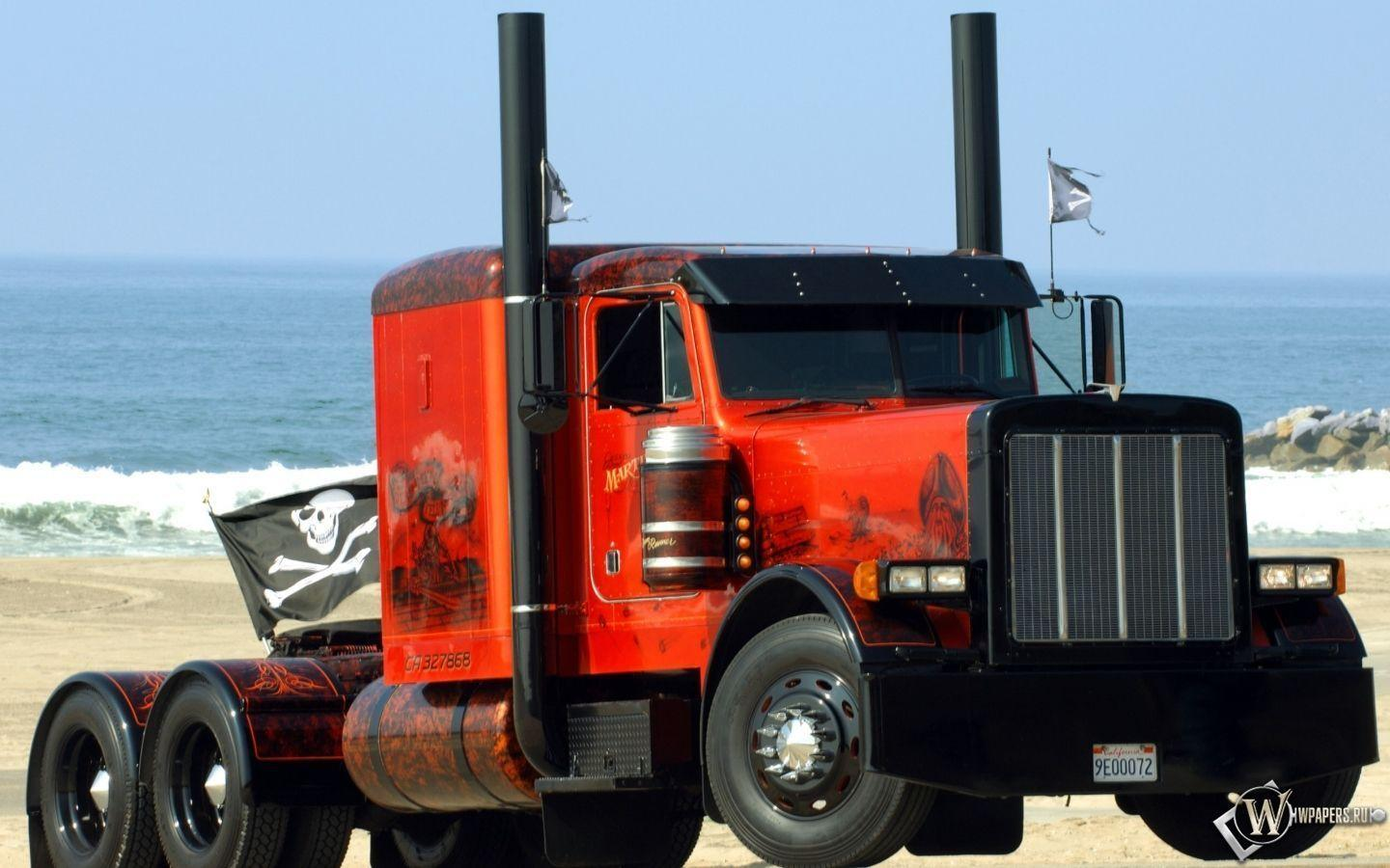 Custom Peterbilt Wallpaper - Viewing Gallery