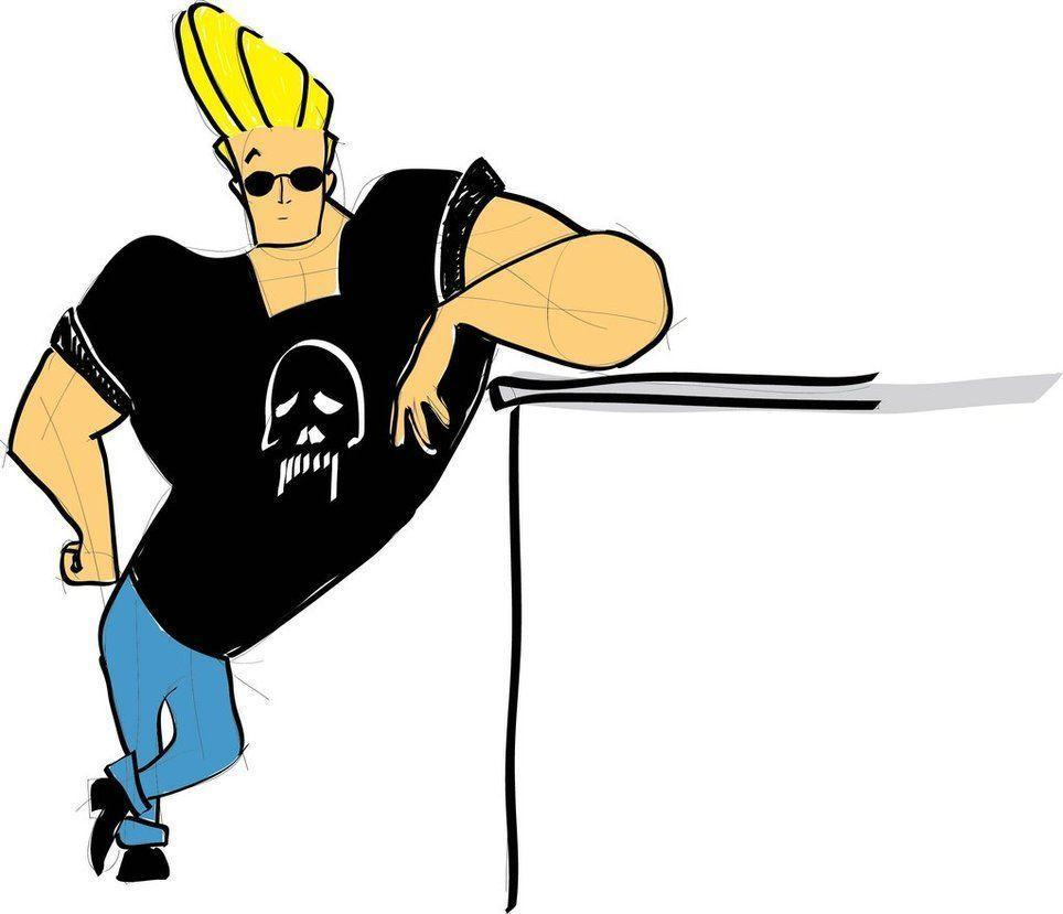 Johnny Bravo by mxxvi