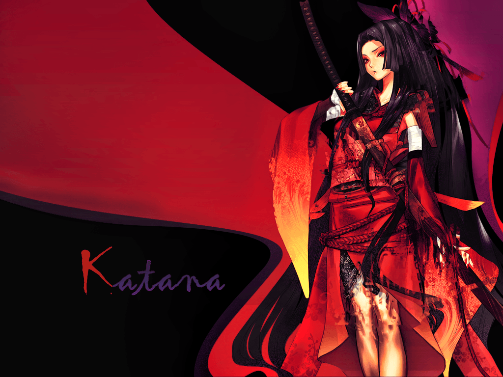 Katana Wallpapers - Wallpaper Cave