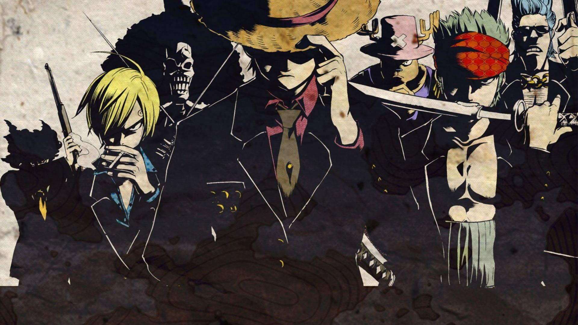 Wallpapers For > One Piece Wallpapers Hd 1920x1080