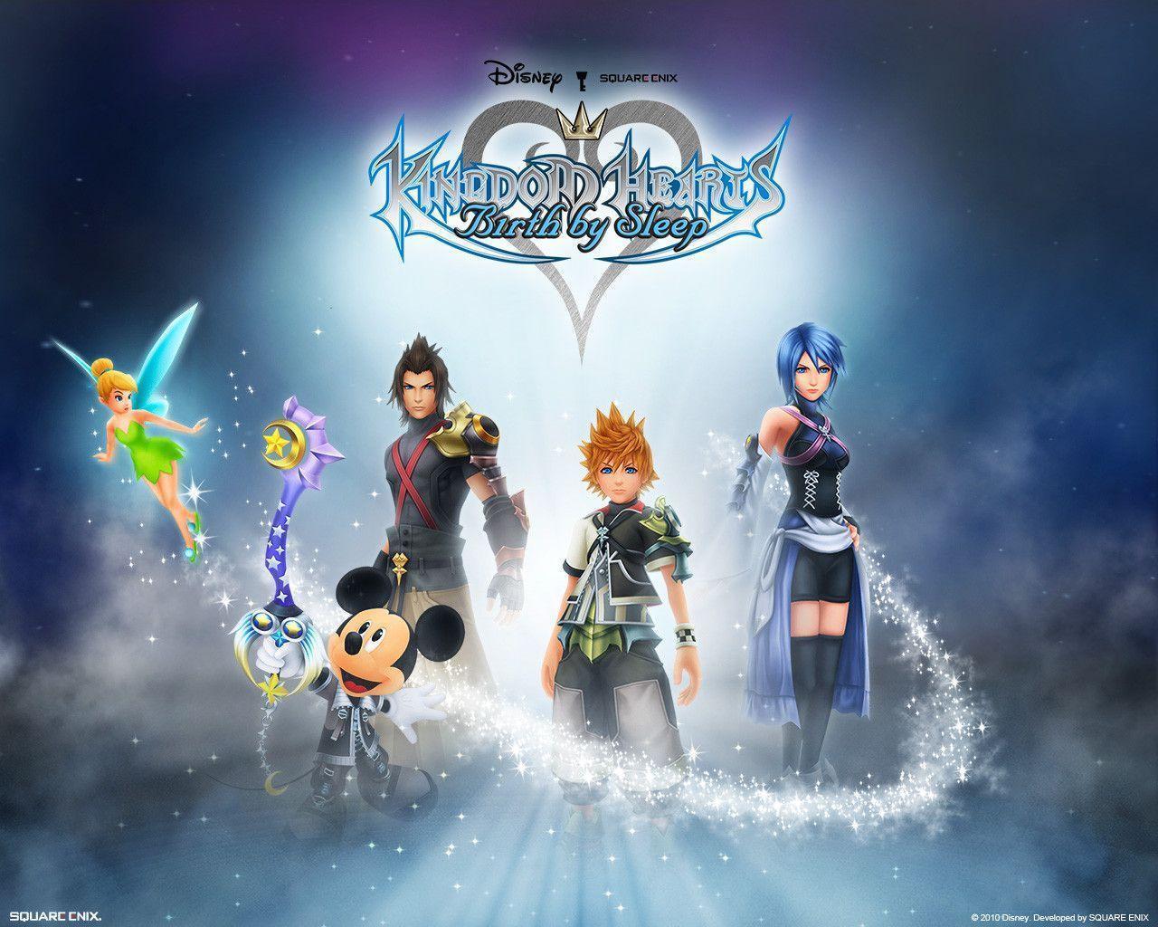 Kingdom Hearts 3 Wallpapers Wallpaper Cave