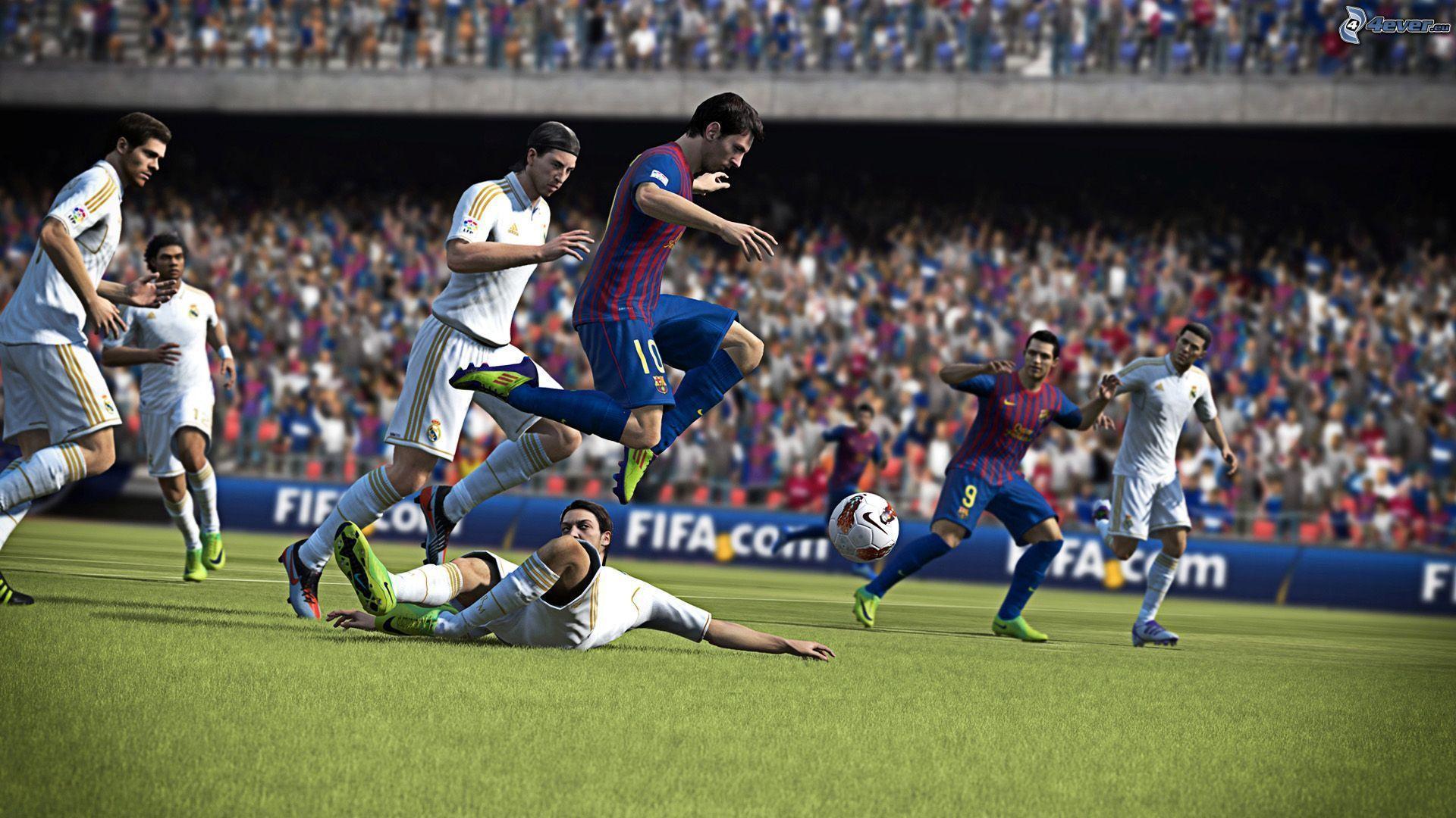 FIFA HD Wallpapers - HD Wallpapers Inn