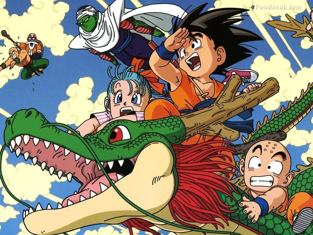 Dragonball Gt Hd 51649 Wallpapers