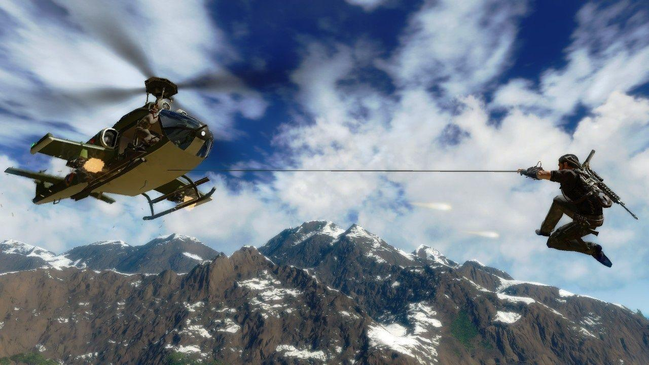 Just Cause 2 16103 1280x720 px
