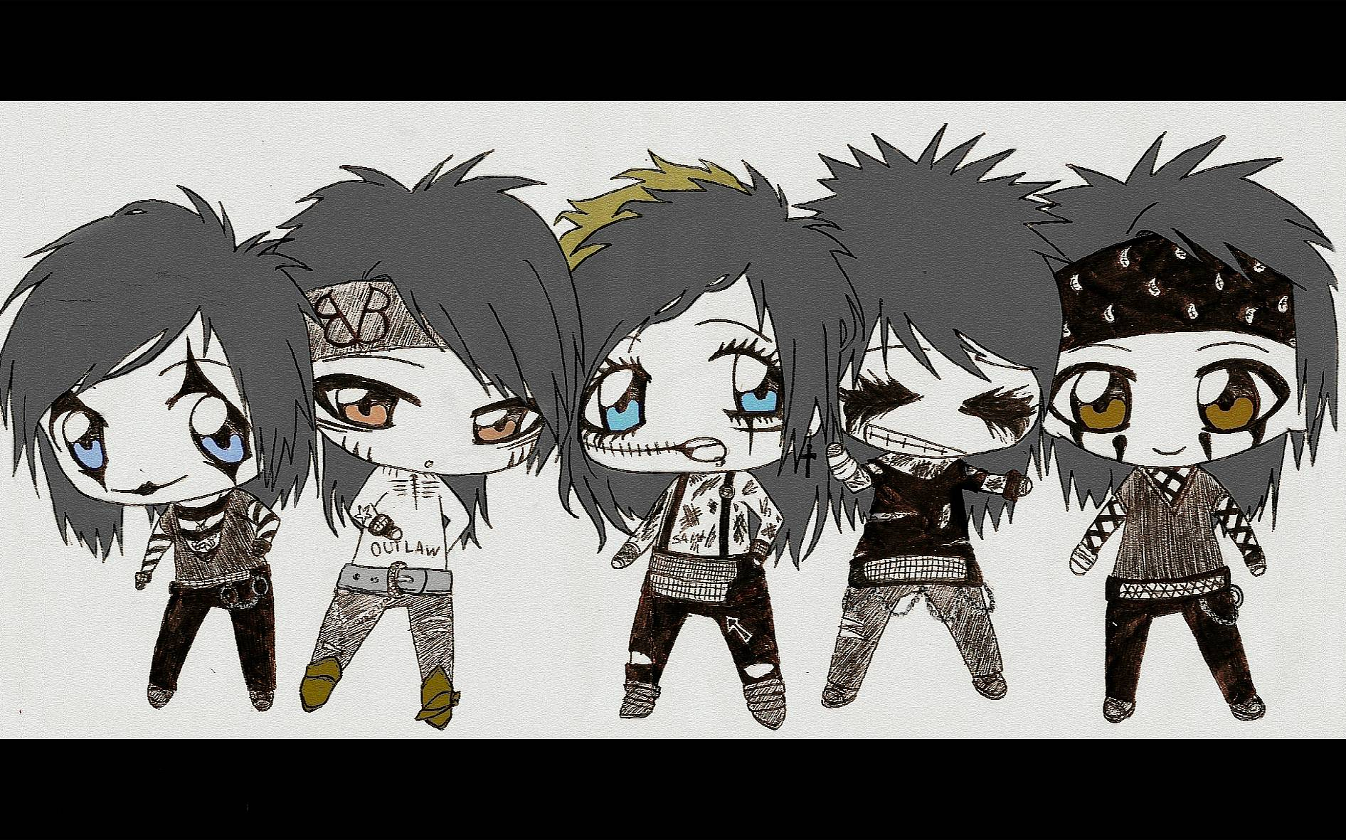 Love Vale Wallpapers : Black Veil Brides Backgrounds - Wallpaper cave