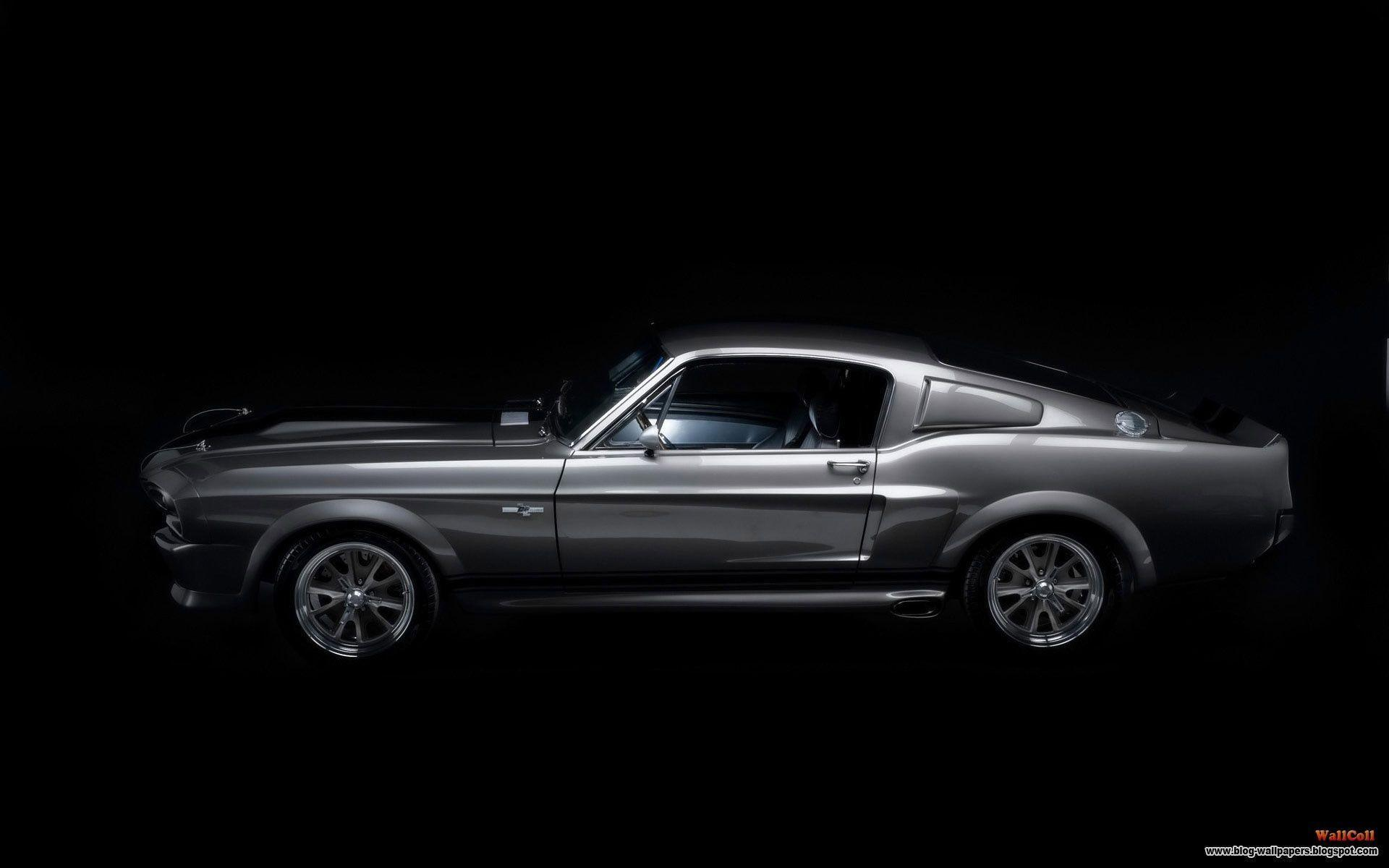 Shelby Mustang GT500 Eleanor Gone in 60 Seconds Computer ...