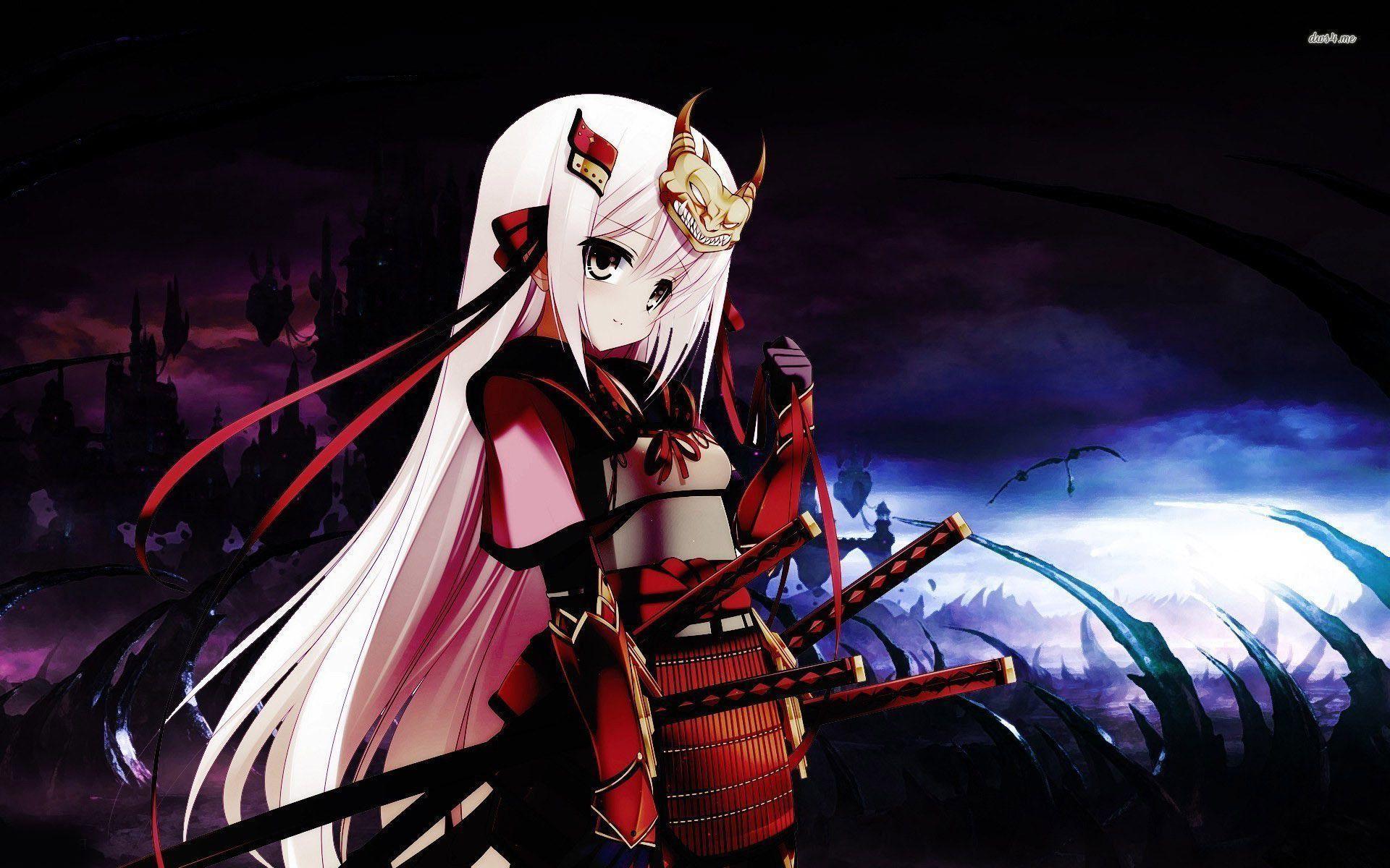 Samurai Girl Anime