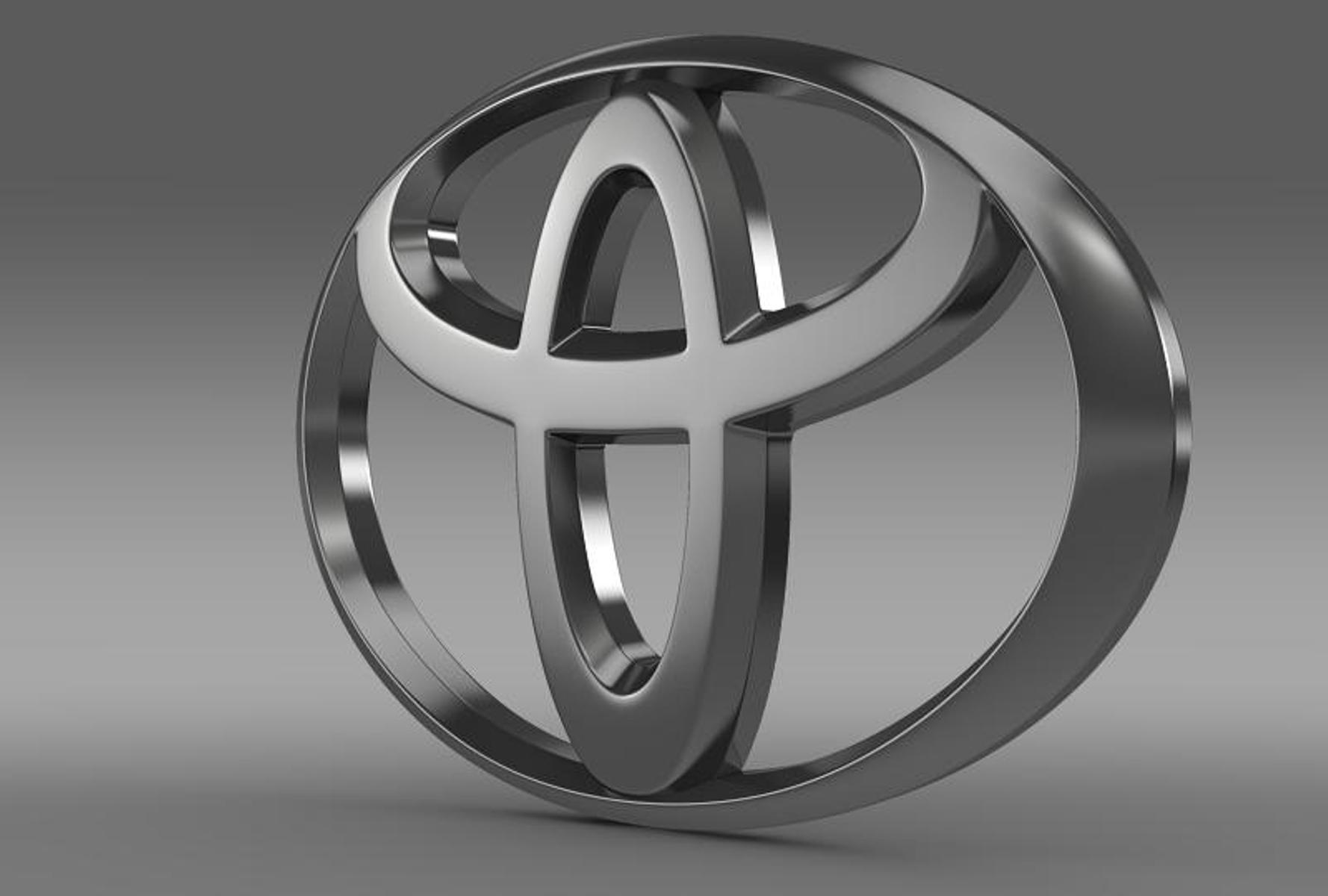 Toyota Logo Wallpapers - Wallpaper Cave