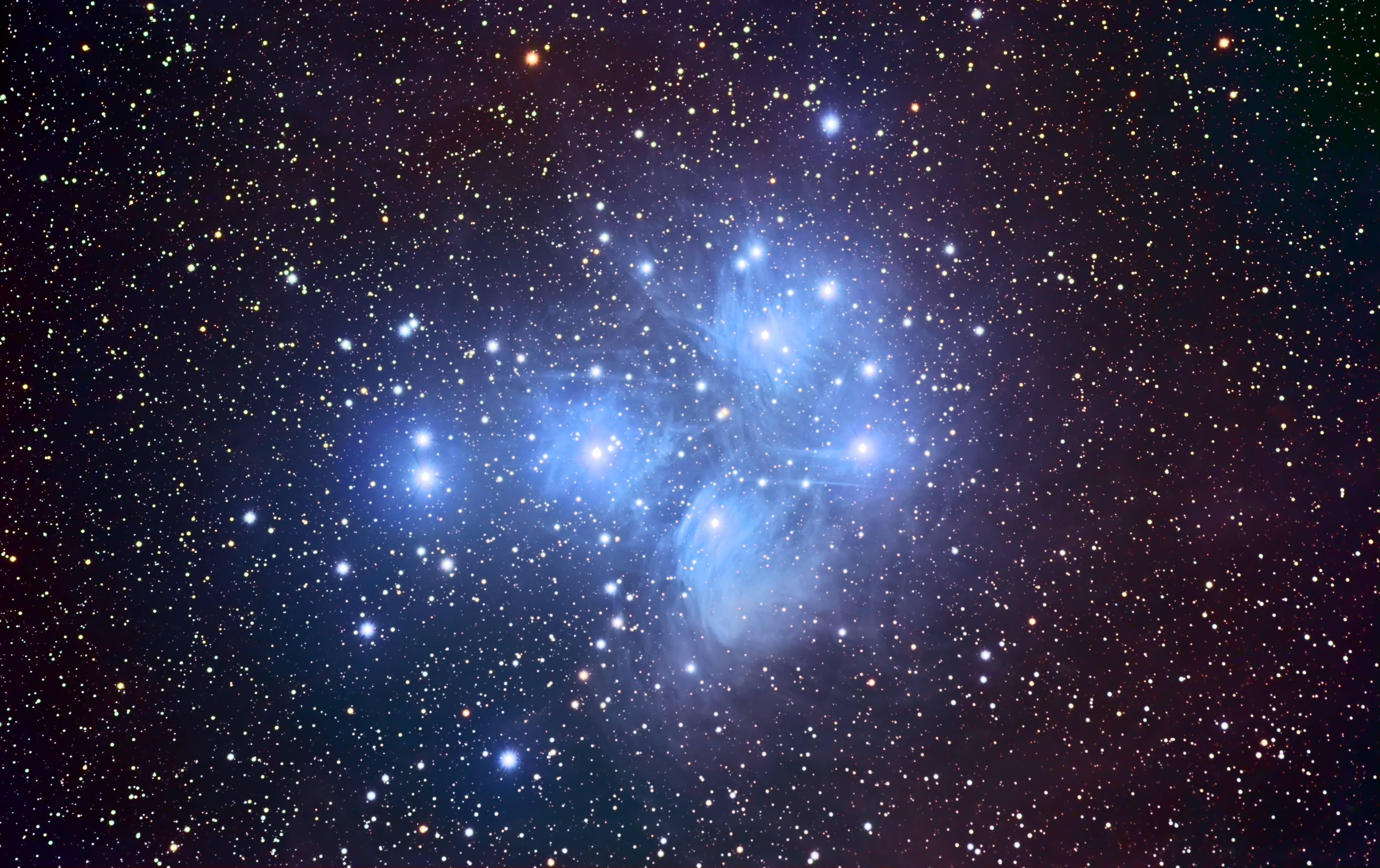 Pleiades Wallpapers Wallpaper Cave