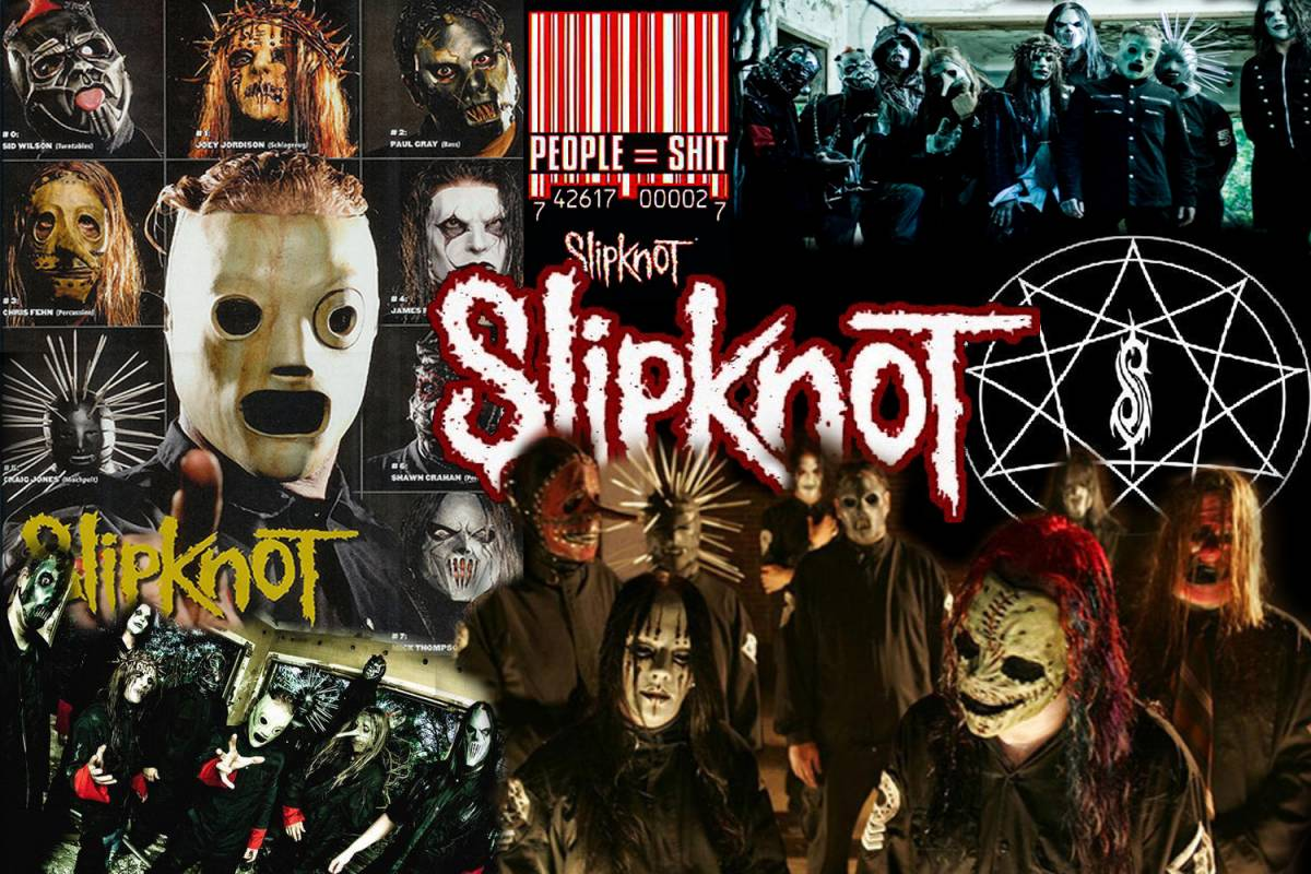 Free Slipknot Wallpapers Wallpaper Cave