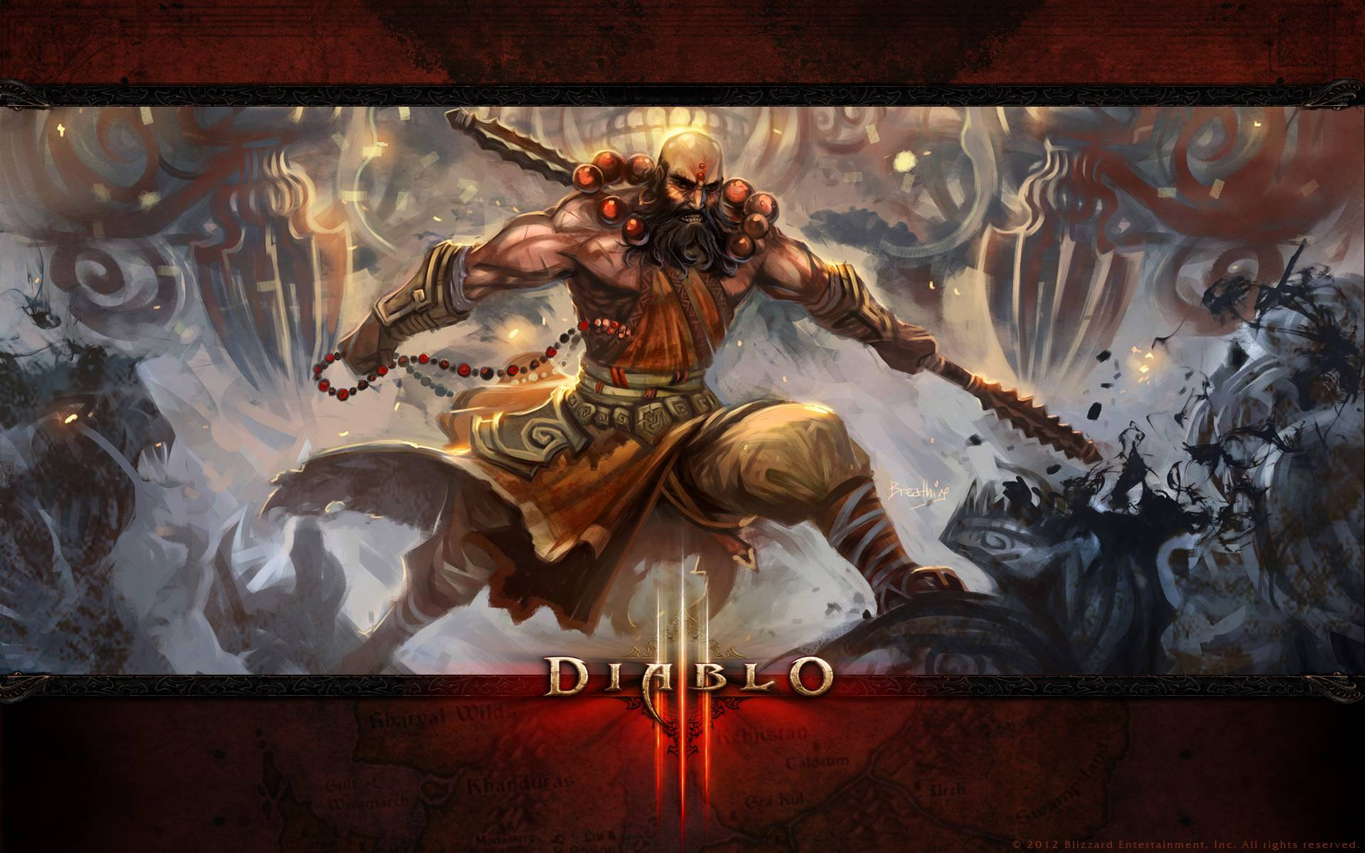 Diablo 3 Wallpapers 19...