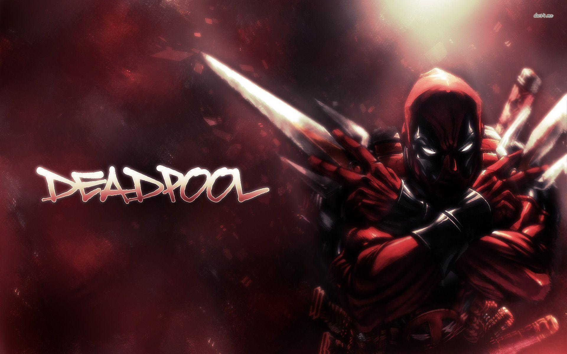 Most Downloaded Deadpool Wallpapers