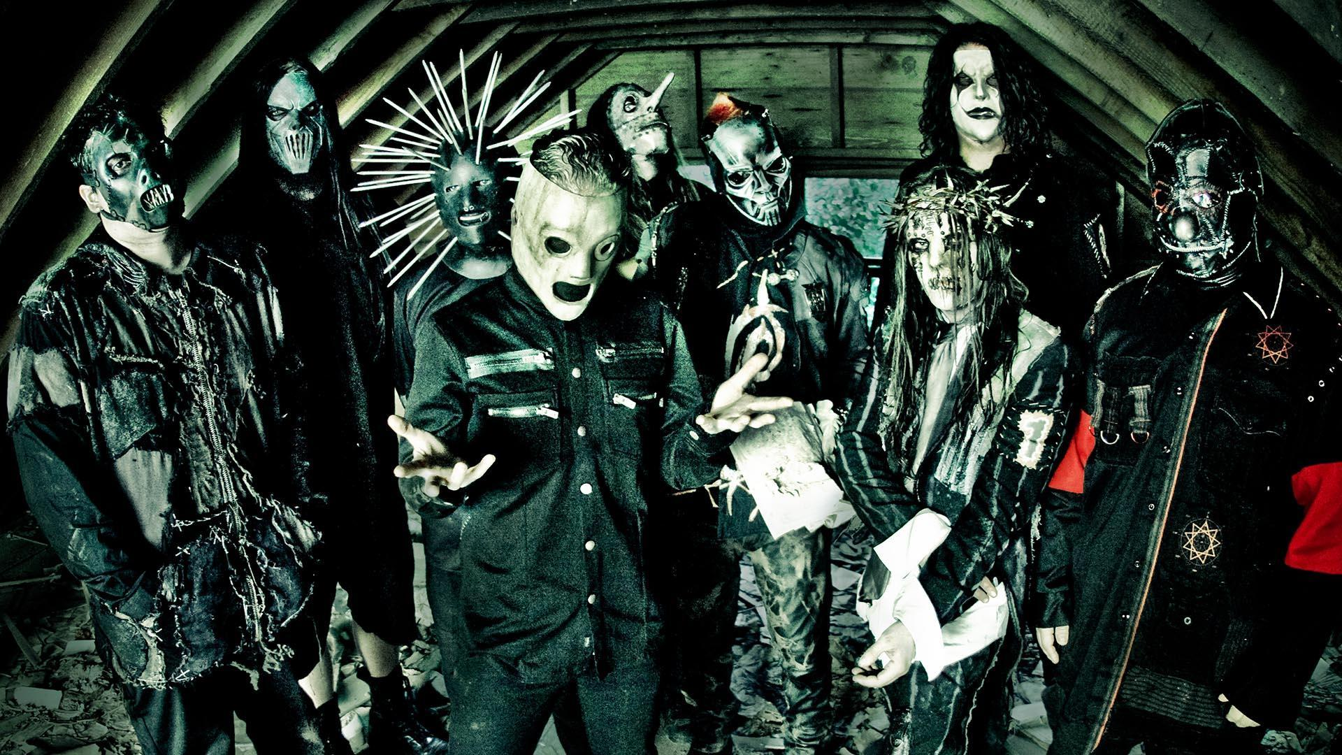 Slipknot Wallpaper 4k Android Adsleaf Com