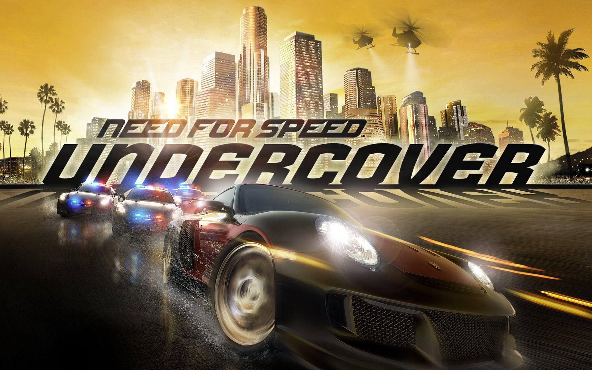 Need for Speed Undercover Wallpapers | HD Wallpapers
