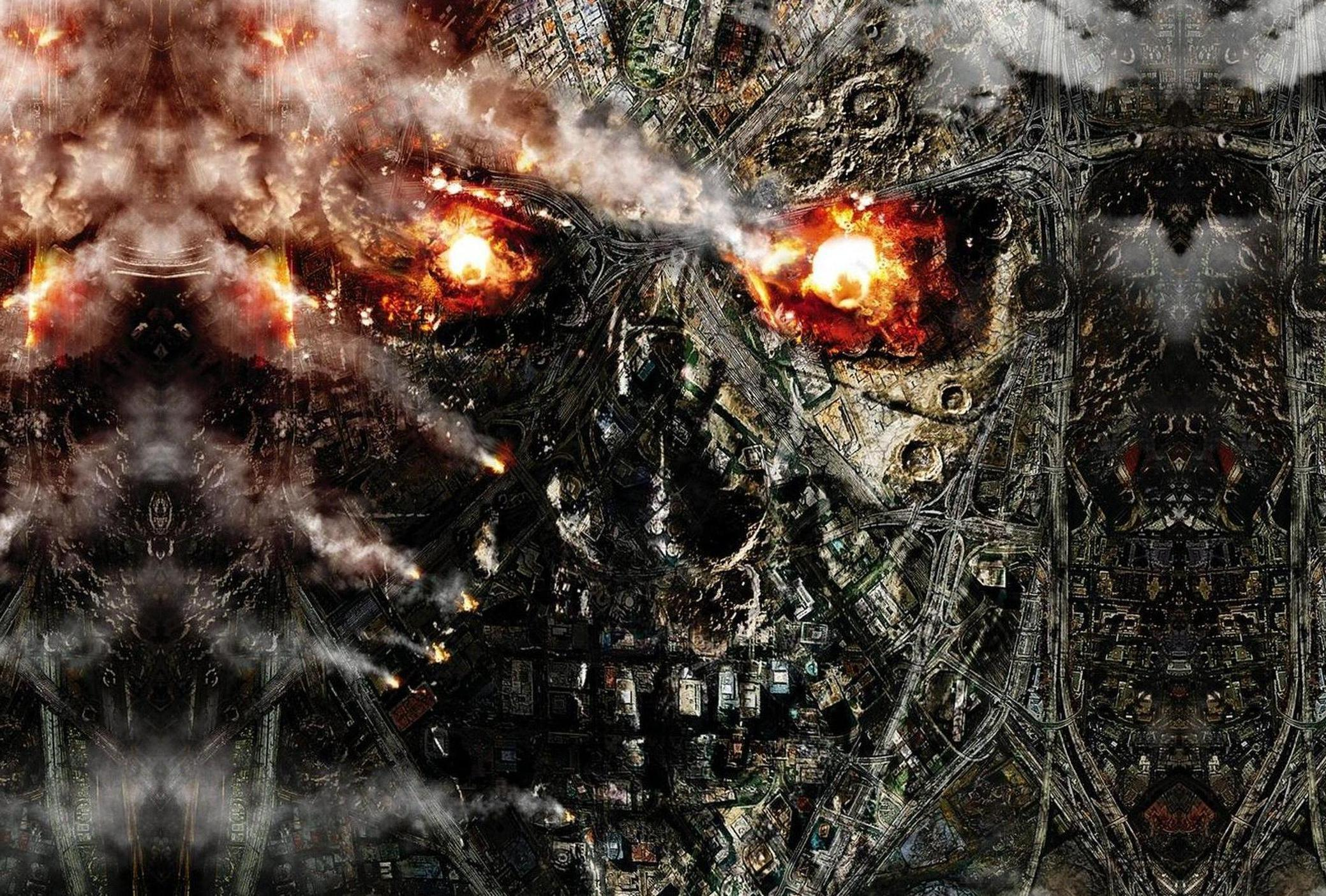 terminator salvation wallpaper hd - photo #15