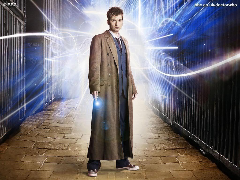 The 10th Doctor : Desktop and mobile wallpapers : Wallippo