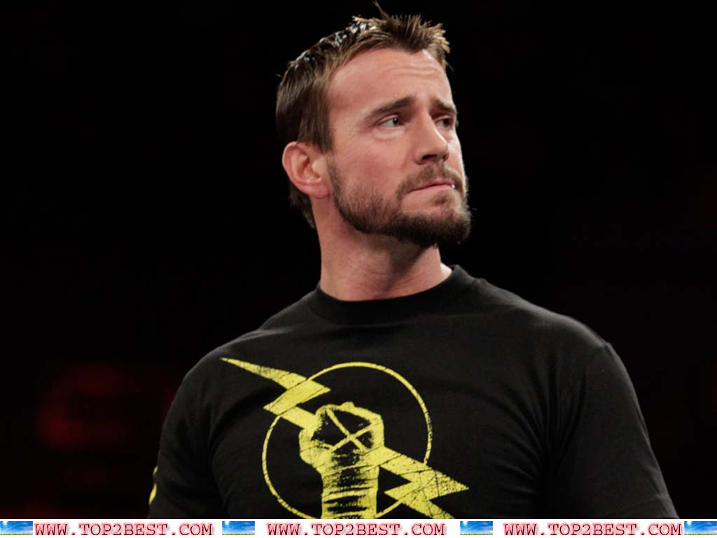 Wwe Cm Punk Wallpapers Wallpaper Cave