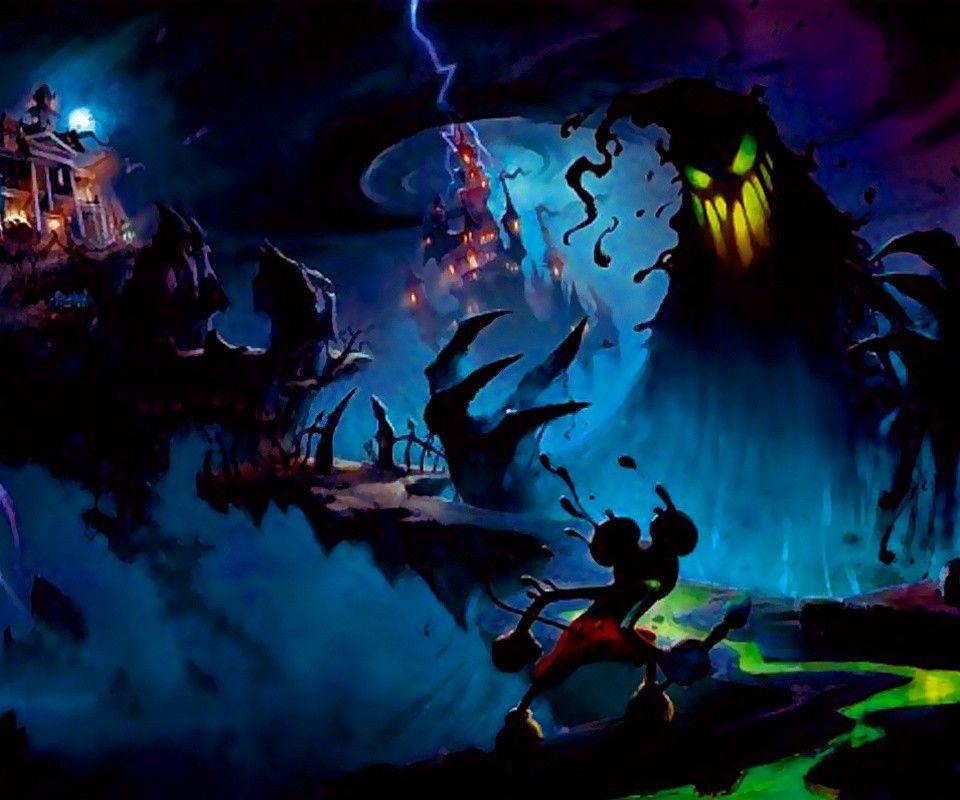 Epic Mickey free phone wallpapers games download free