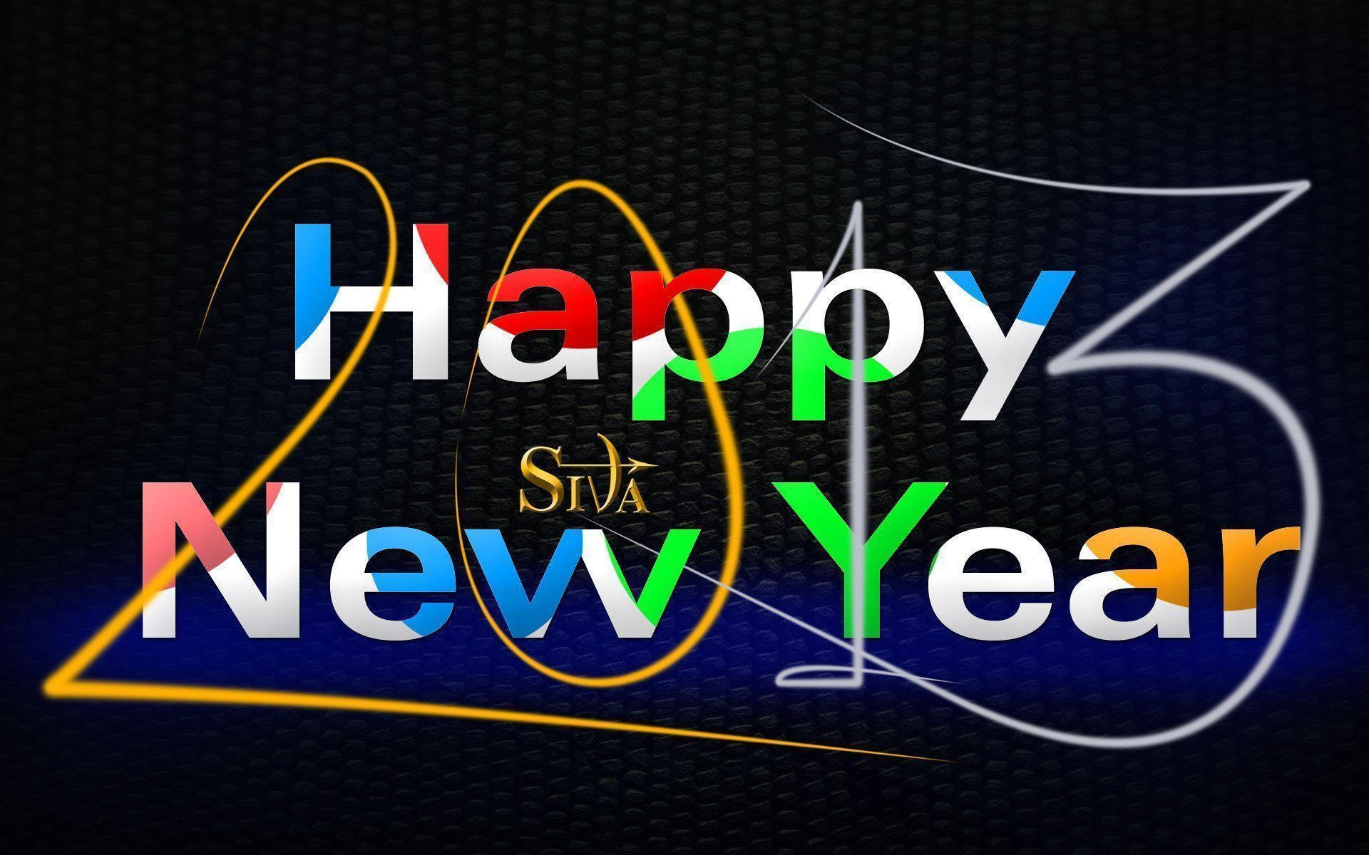 Most Downloaded New Year Wallpapers