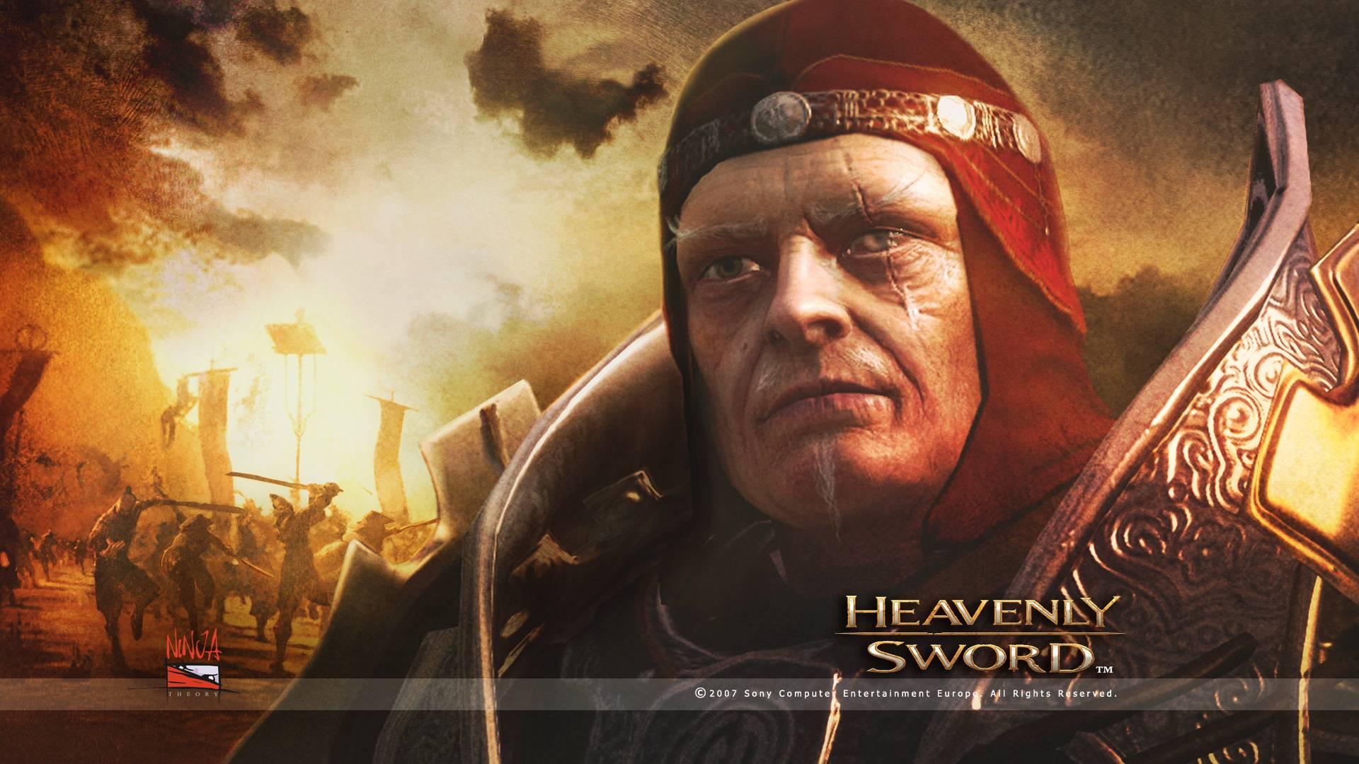Heavenly Sword HD Trailer TGS 07 - Freeware - EN - download.chip.eu