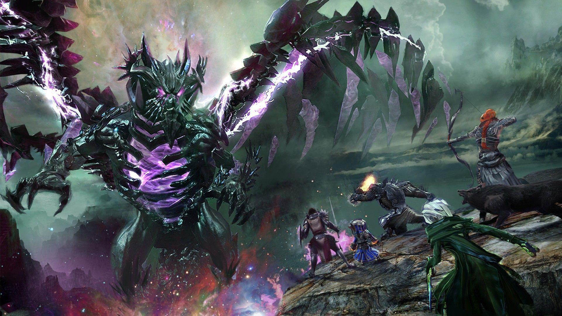Guild Wars 2 Full Hd Wallpaper And Background Image: HD Guild Wars 2 Wallpapers