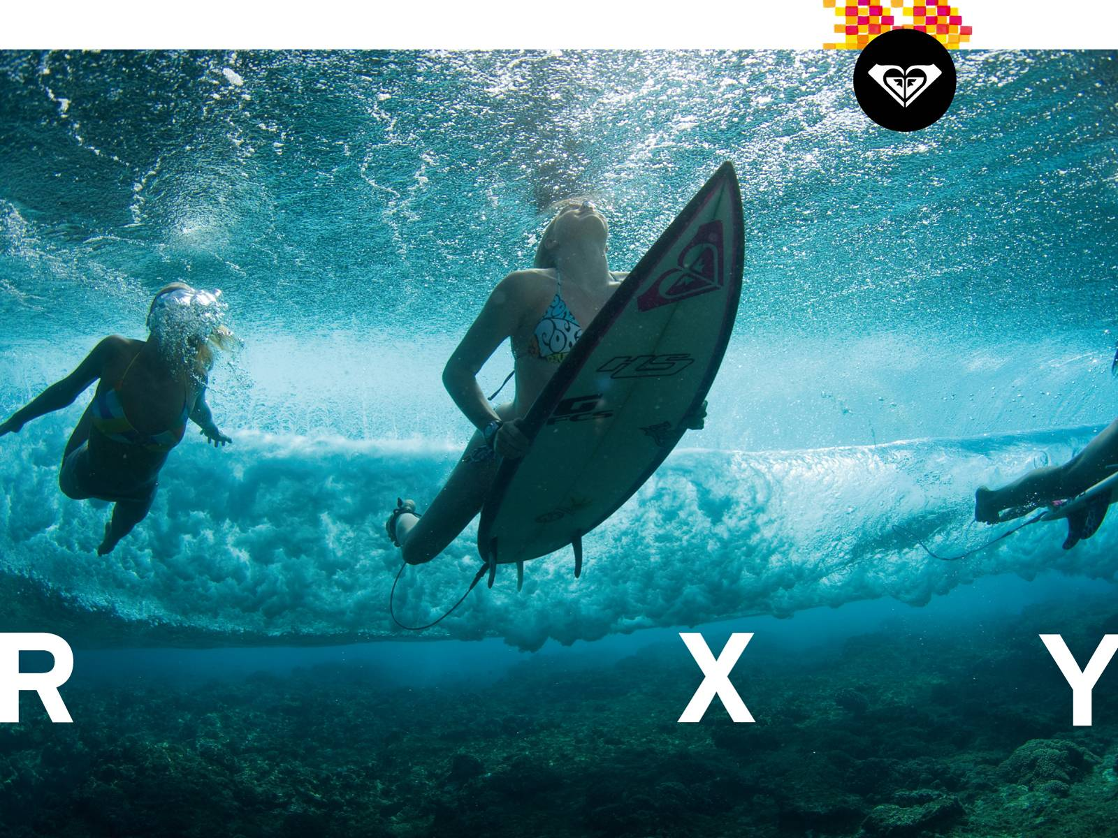 winter surfing roxy wallpaper - photo #5