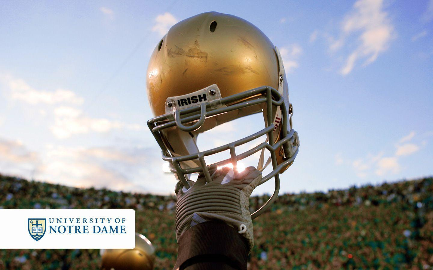 Notre dame backgrounds wallpaper cave - Notre dame football wallpaper ...