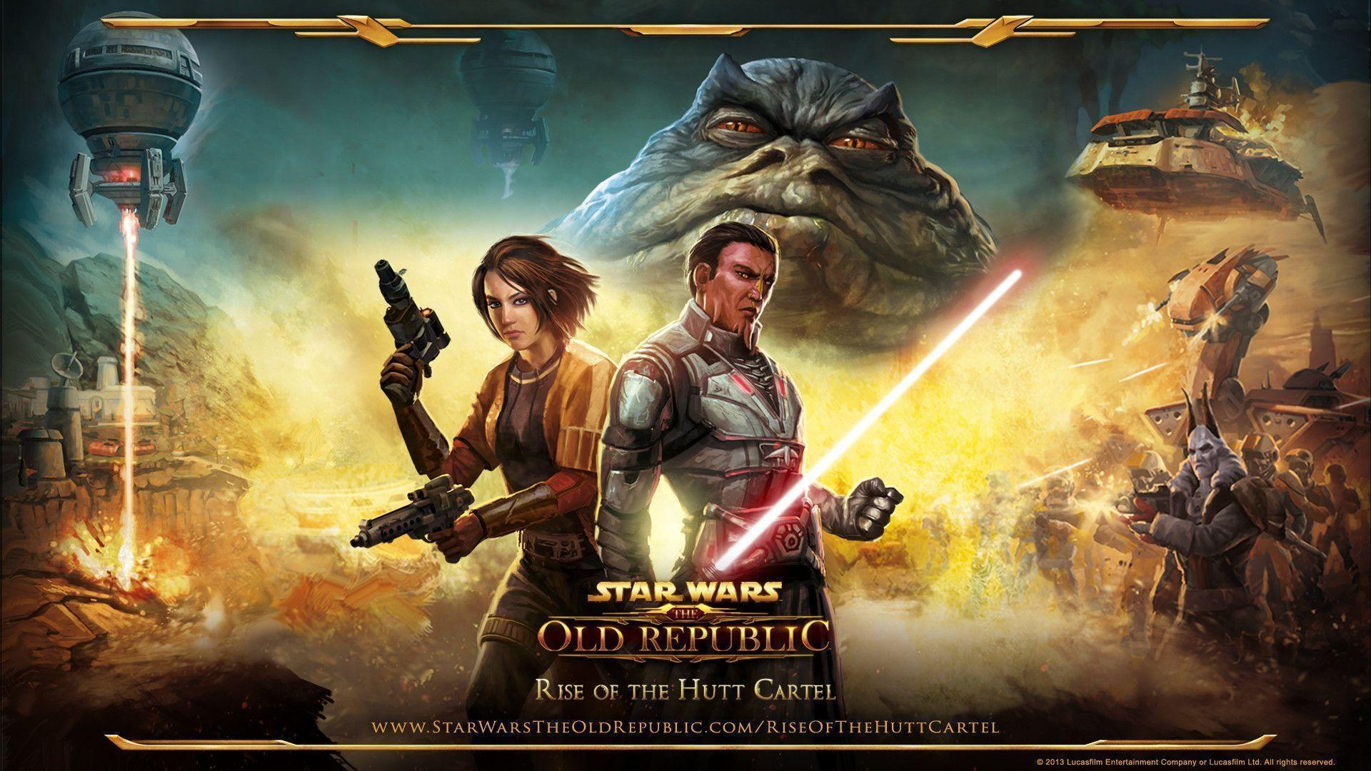 Star Wars The Old Republic Rise wallpapers